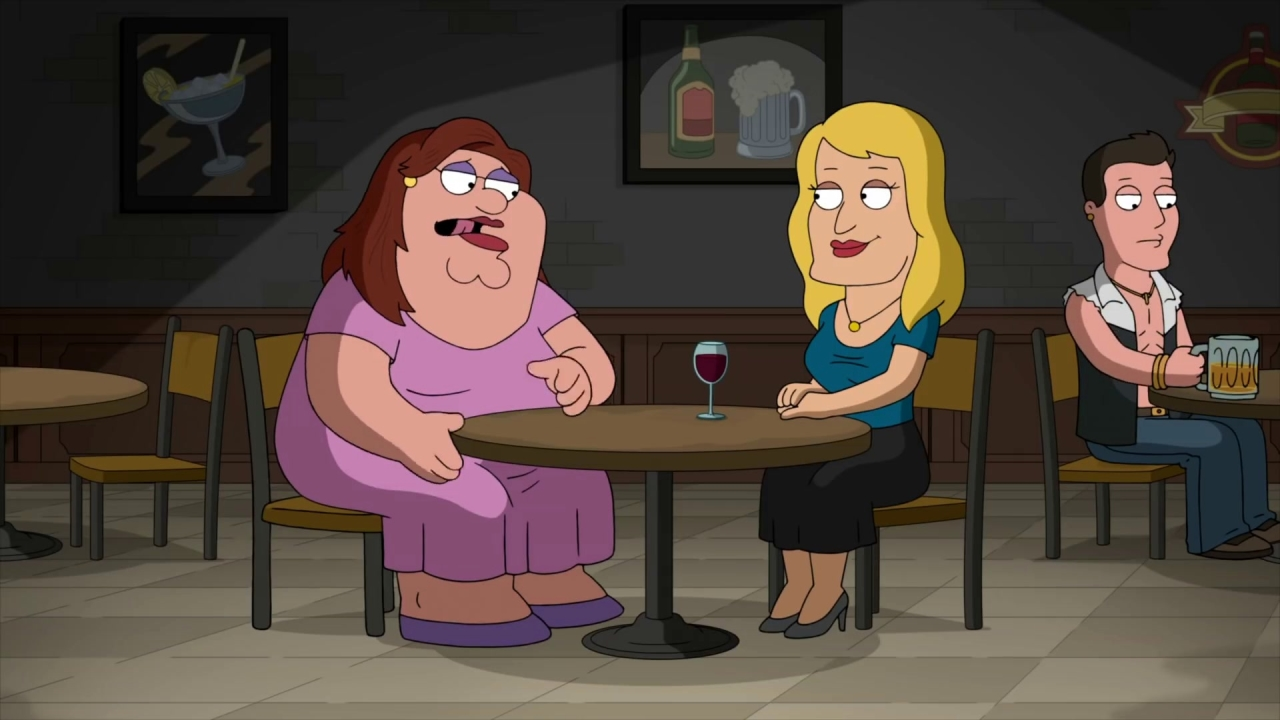 Family Guy: Peter & Ida Talk About Being Trans