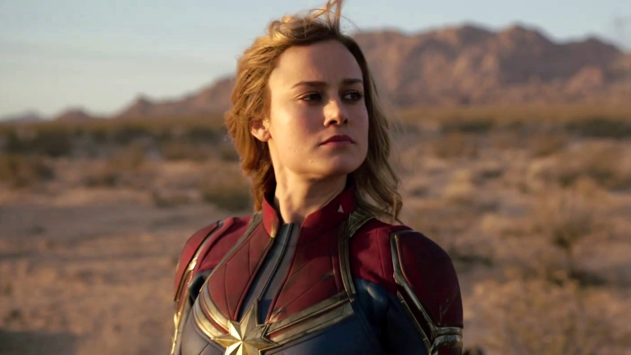 Captain Marvel: Rise (TV Spot)