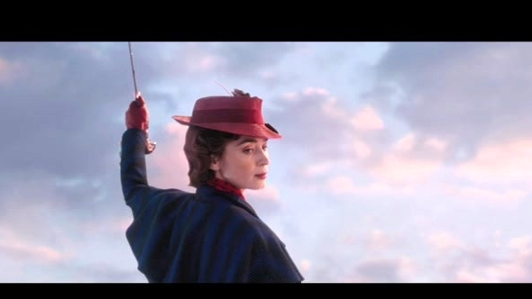 Marry Poppins Return's (Home Ent Trailer)