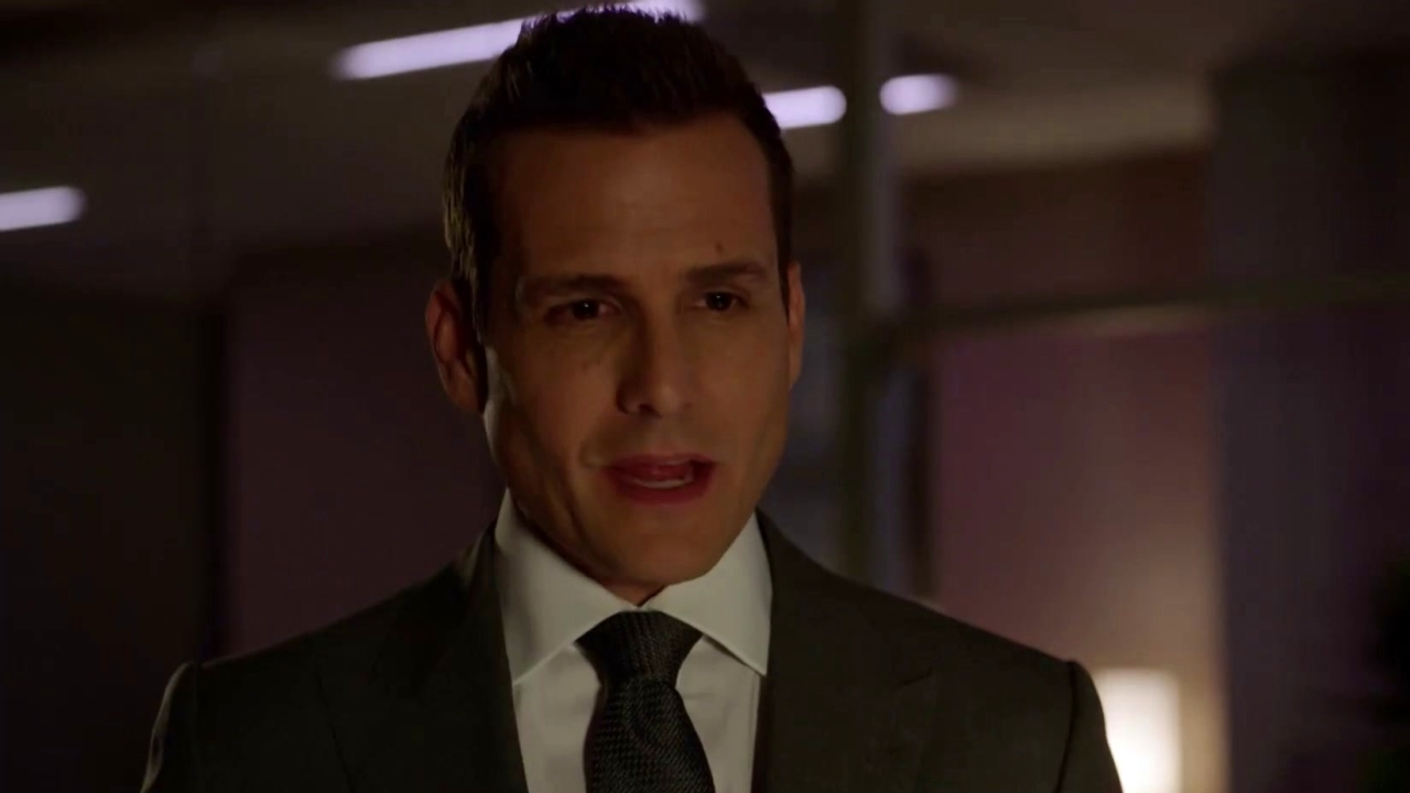 Suits: Harvey