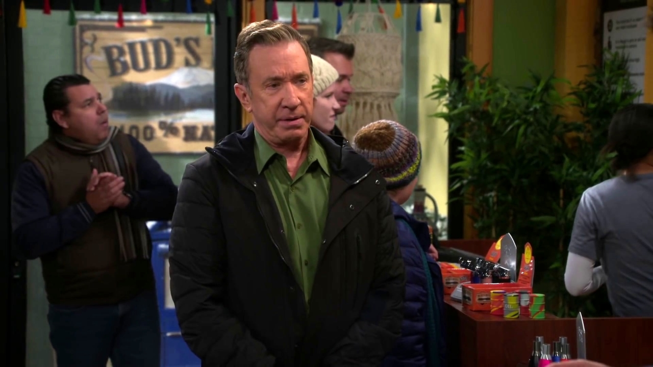 Last Man Standing: Ryan Wants To Expand Bud's Buds