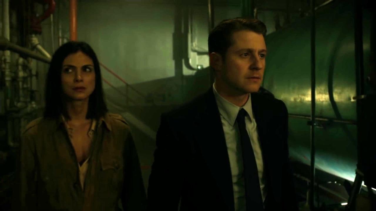 Gotham: Gordon & Dr. Thompkins Find Jeremiah's Production Factory