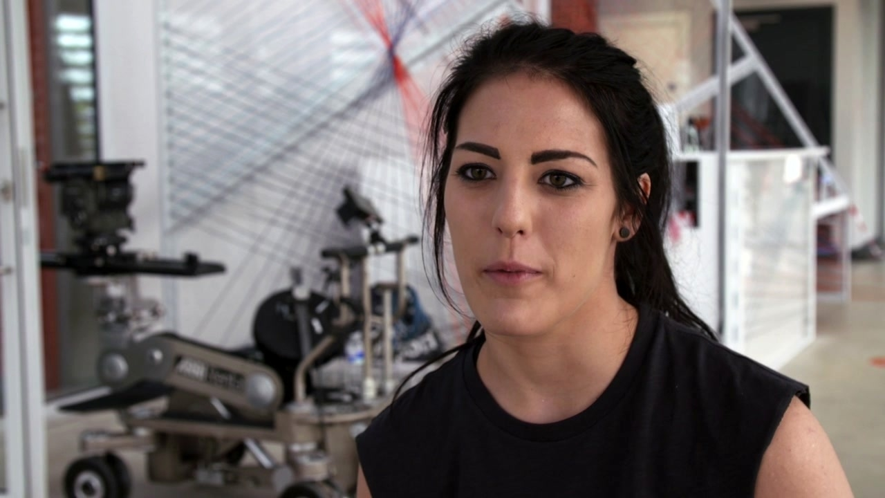 Fighting With My Family: Tessa Blanchard On Her Name And Role On The Film