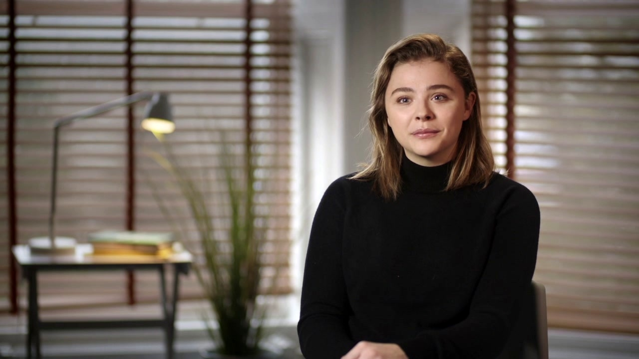 Greta: Chloe Grace Moretz On The Script