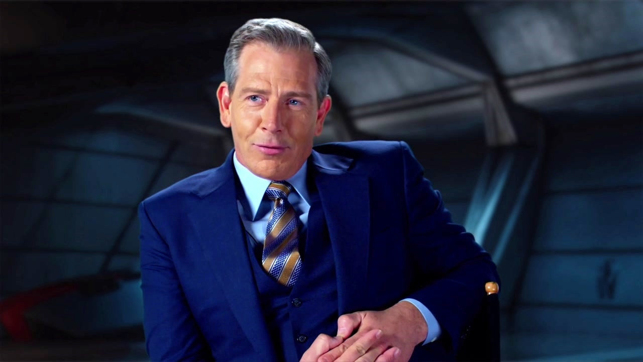 Captain Marvel: Ben Mendelsohn On Joining The MCU