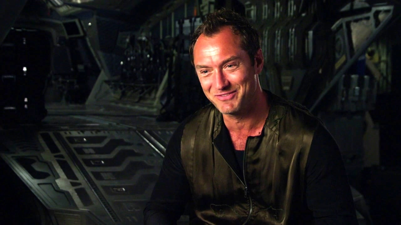 Captain Marvel: Jude Law On Joining The MCU