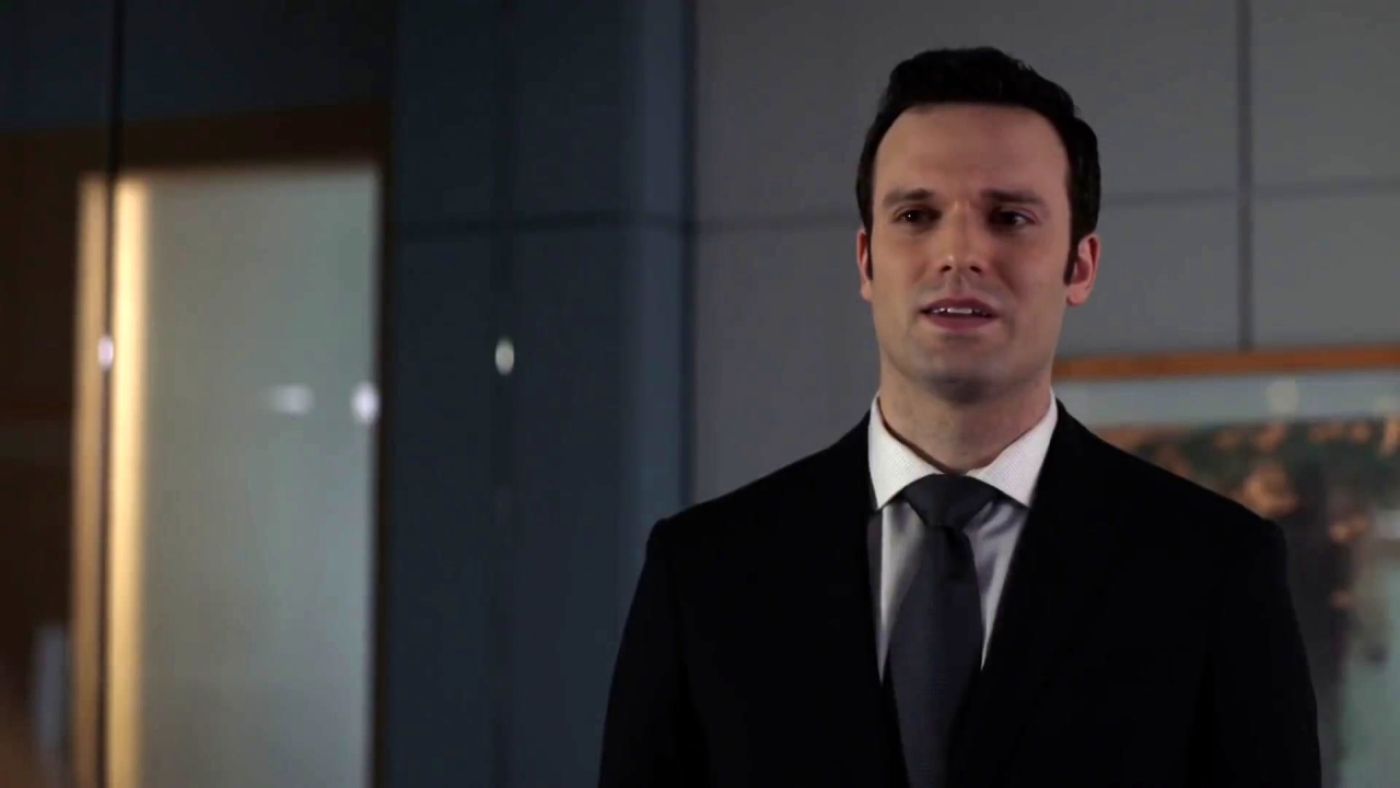 Suits: Brian Says Goodbye To Katrina
