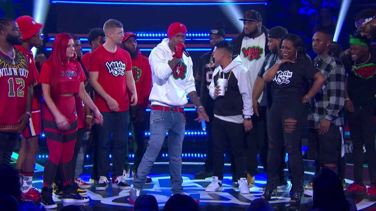 NICK CANNON PRESENTS WILD N' OUT: Andre Drummond/Kandi Burruss/Lil Baby