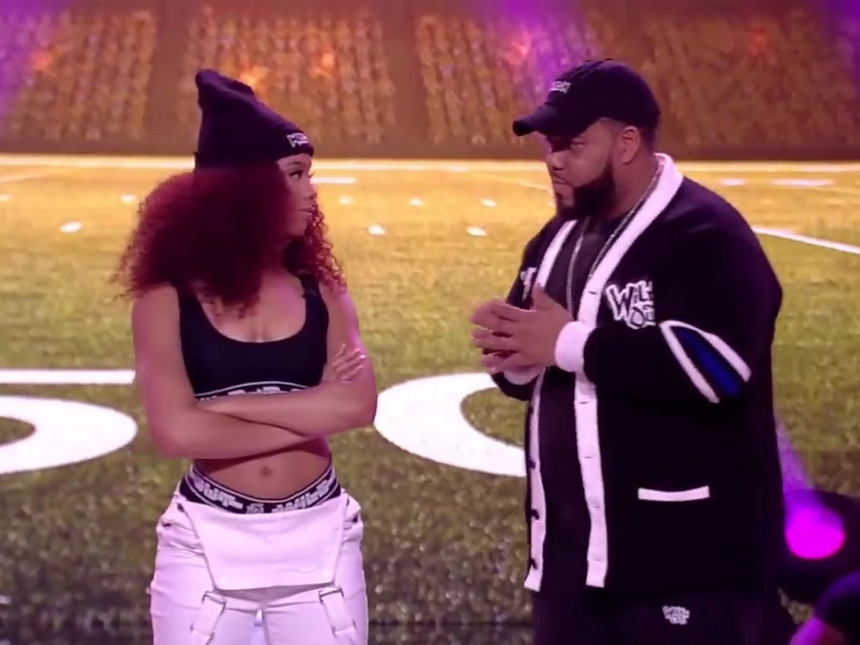 NICK CANNON PRESENTS WILD N' OUT: All That Cast Shocks The Crowd With Their Game