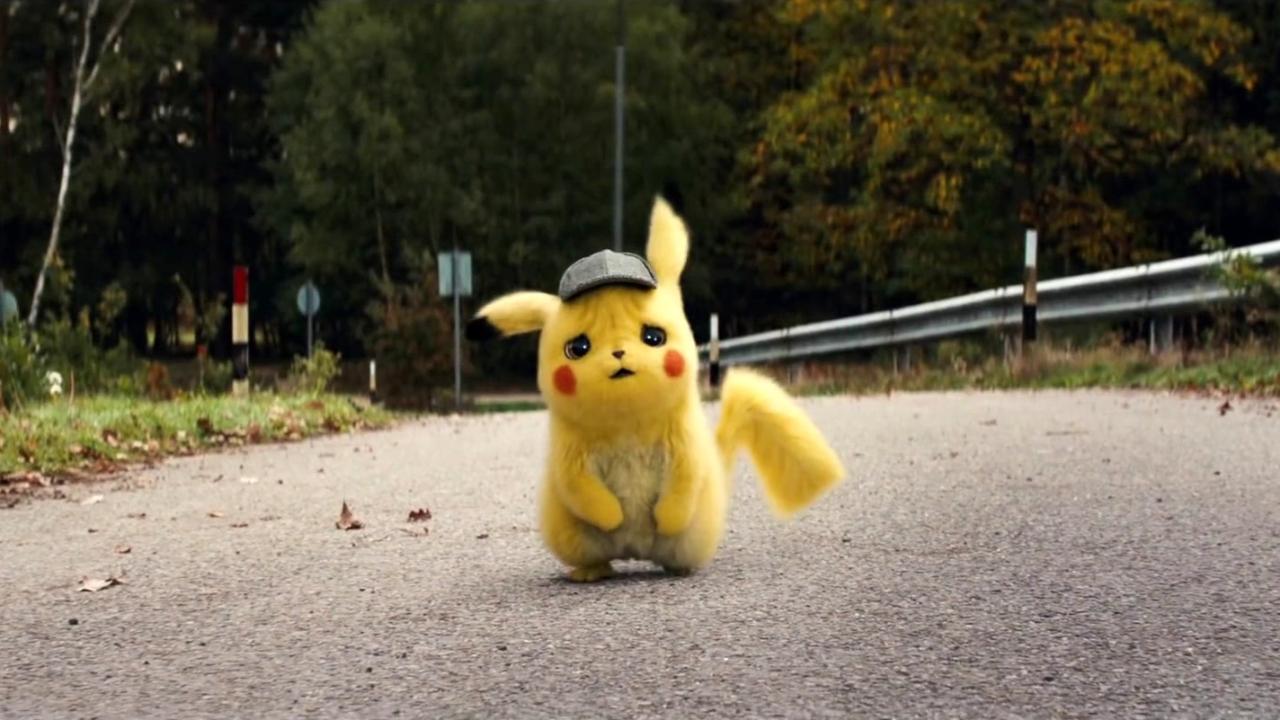 Pokemon Detective Pikachu (Trailer 2)