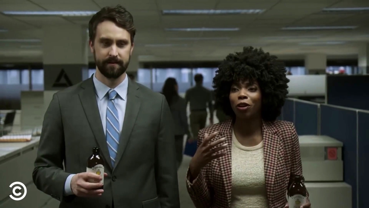 Corporate: The Nonstop Torture of An Office Crush