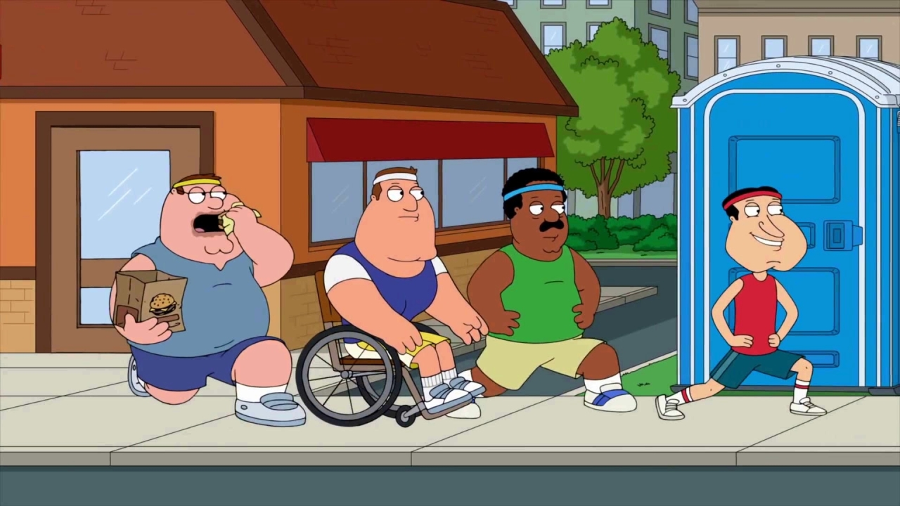 Family Guy: Family Guy Lite