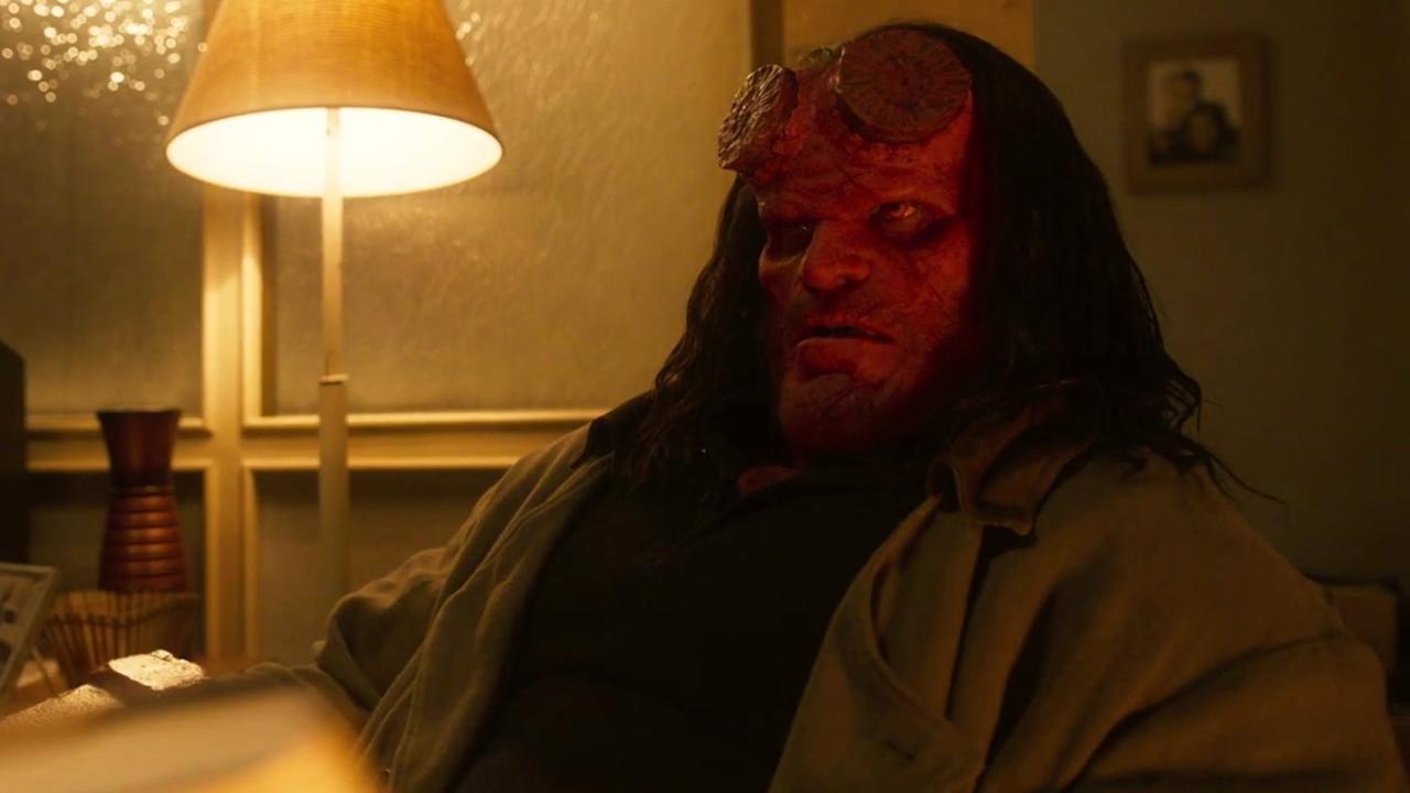 Hellboy (New Trailer Tease)