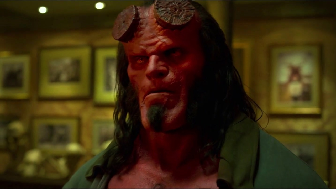 Hellboy (Red Band Trailer 2)