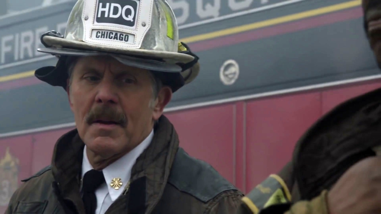 Chicago Fire: Grissom Gets Back In The Turnout Coat