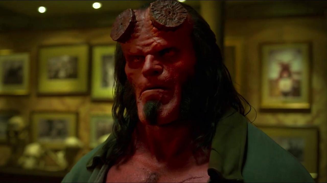 Hellboy (Green Band Trailer 2)