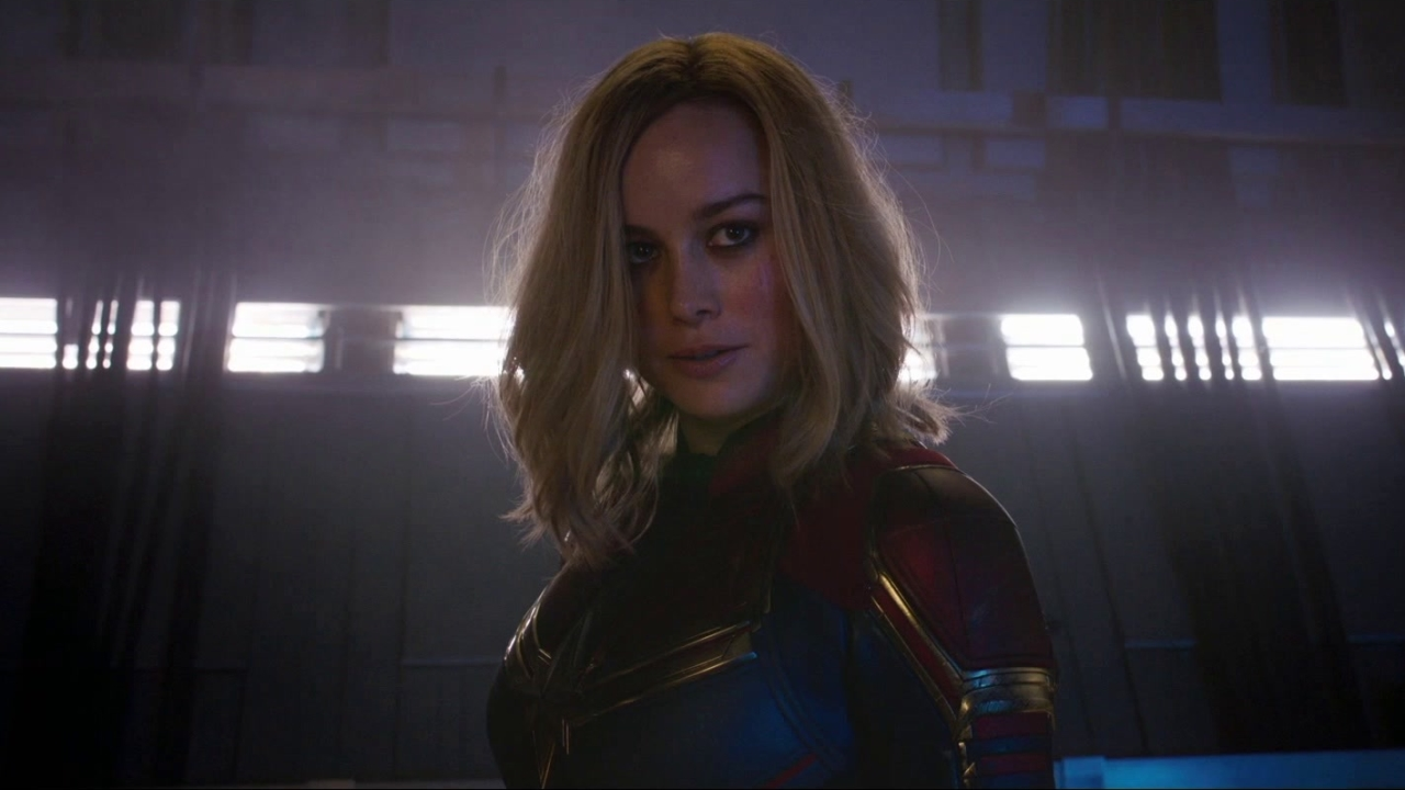 Captain Marvel: The Cast (Featurette)