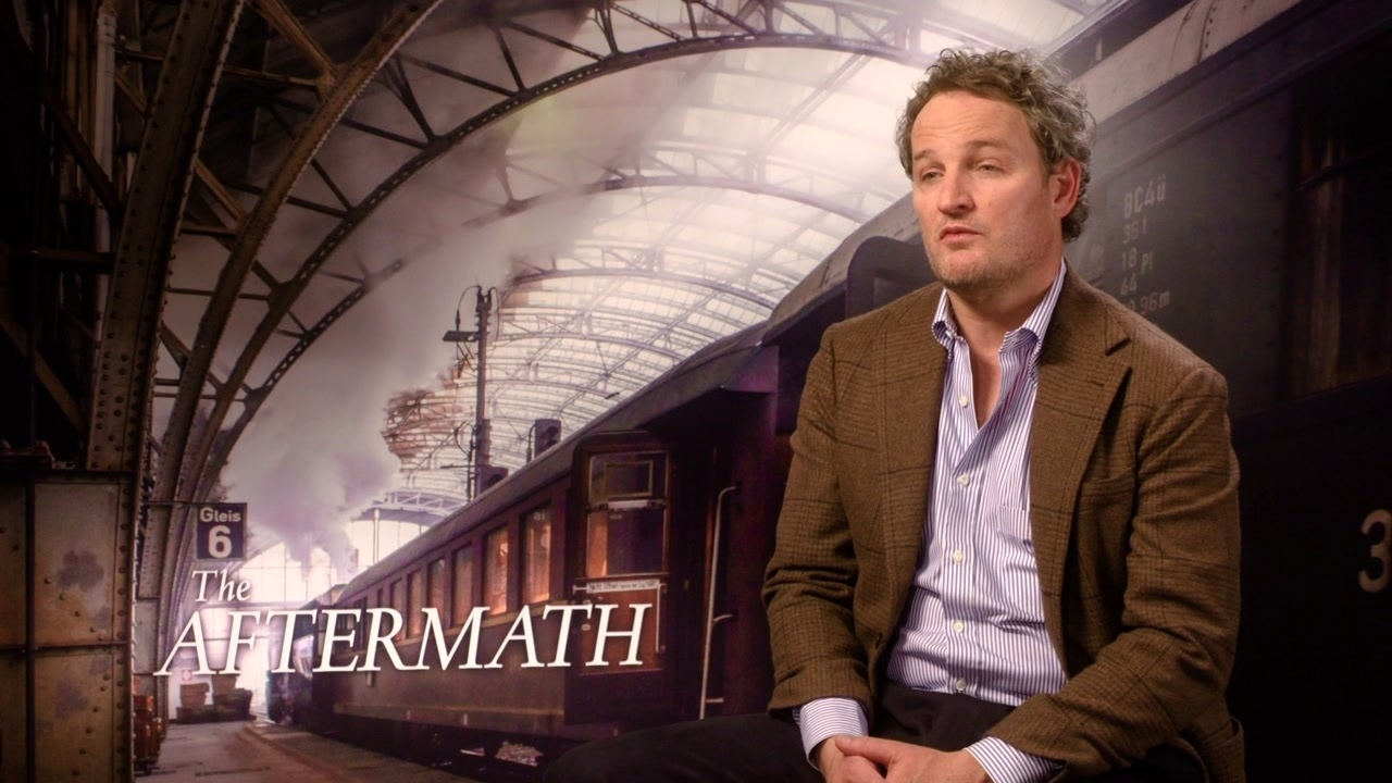 The Aftermath: Jason Clarke On His Character 'Lewis Morgan'