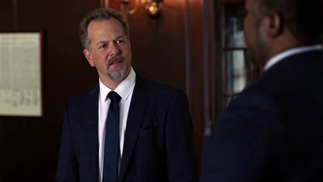 Suits: Robert Zane Saves The Day