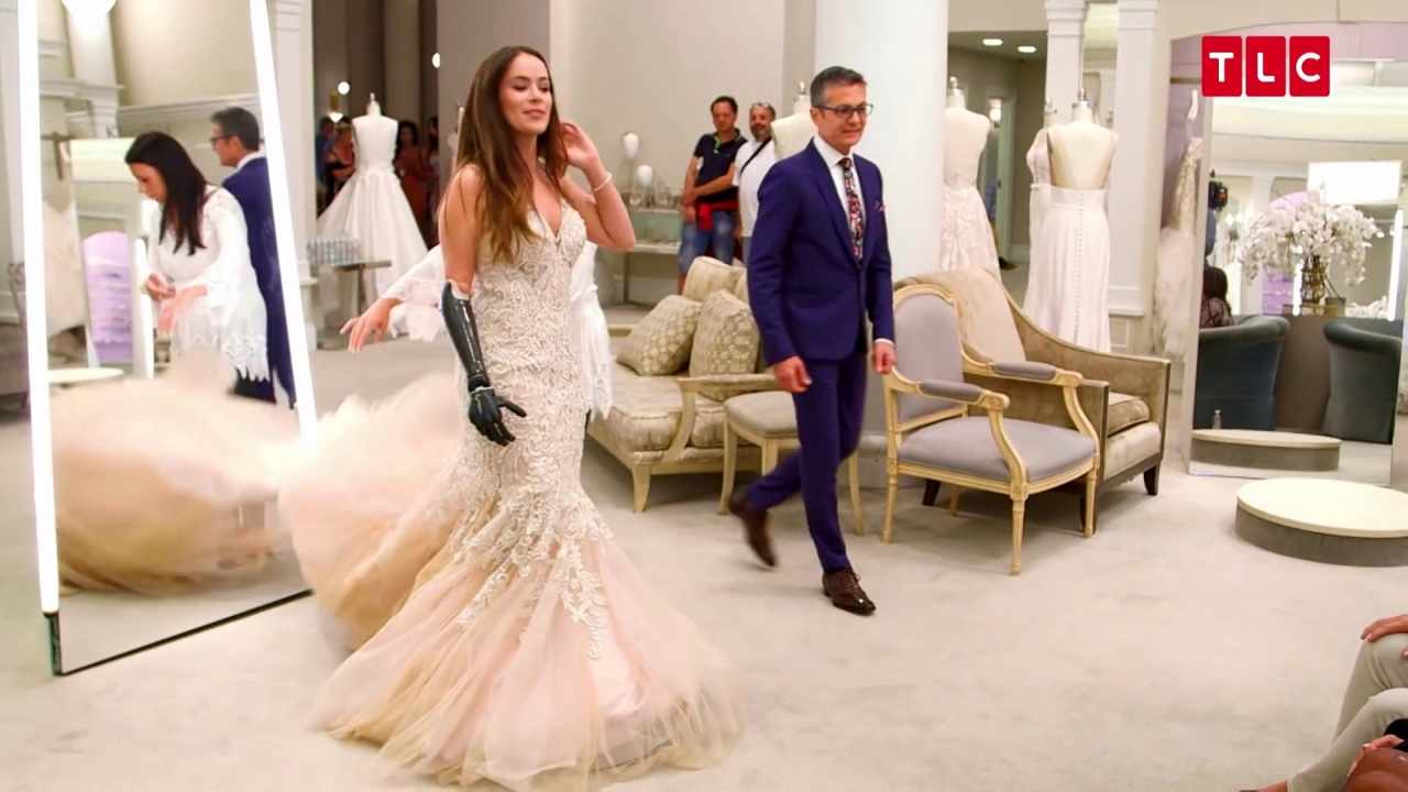 SAY YES TO THE DRESS: Bionic Bride