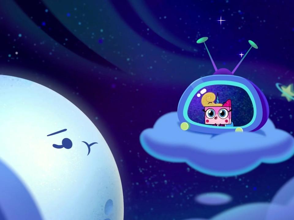 Unikitty: The Late Night Nighttime Show