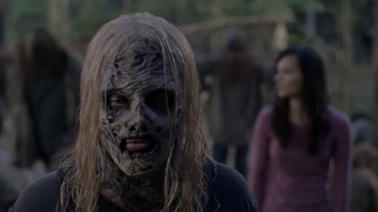 The Walking Dead: The Whisperers' Camp