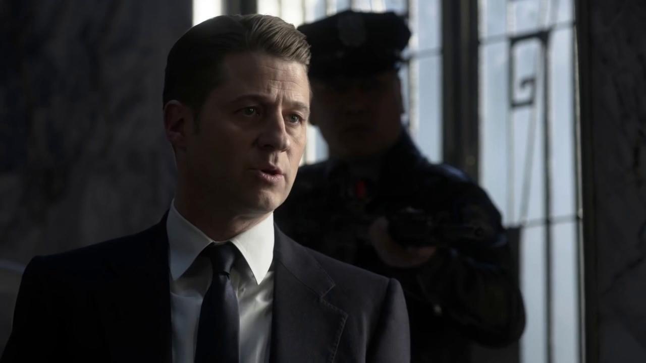 Gotham: Gordon Gives An Ultimatum