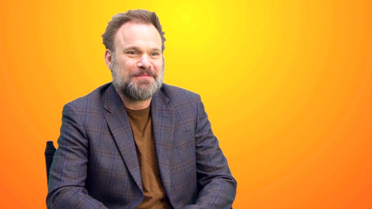 Wonder Park: Norbert Leo Butz On Who He Is And The Character He Plays
