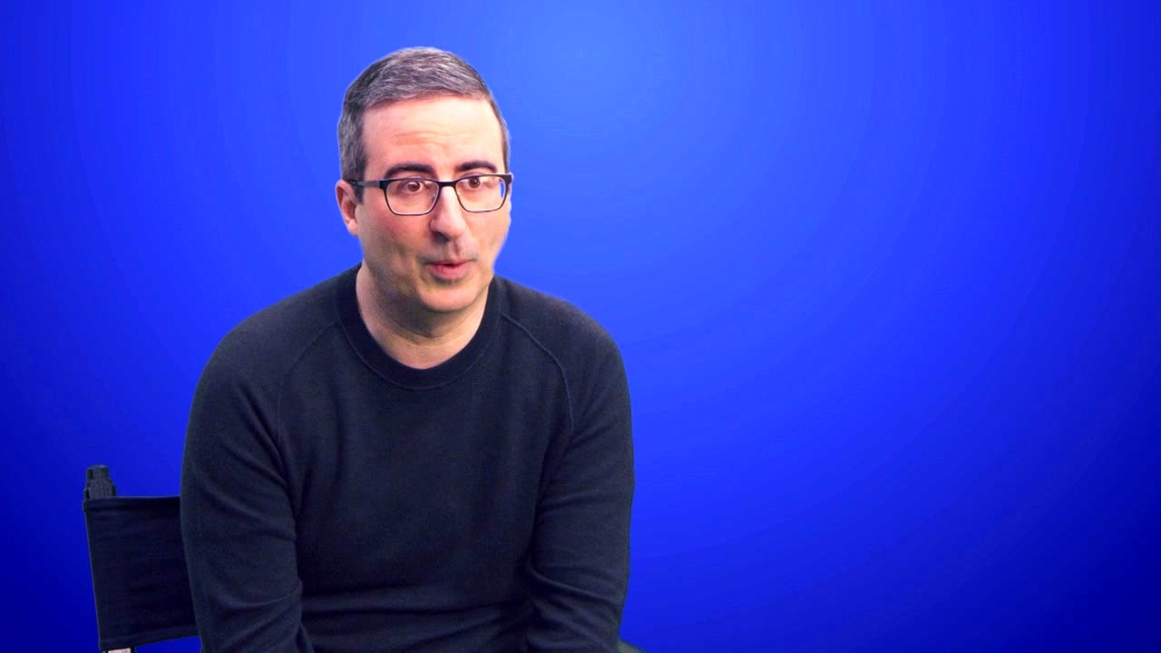 Wonder Park: John Oliver On The Character He Plays & How He Prepared