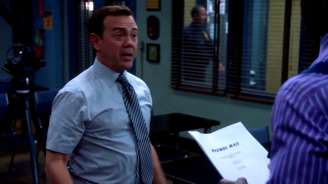 Brooklyn Nine-Nine: Holt And Jeffords Try Their Hand At Acting