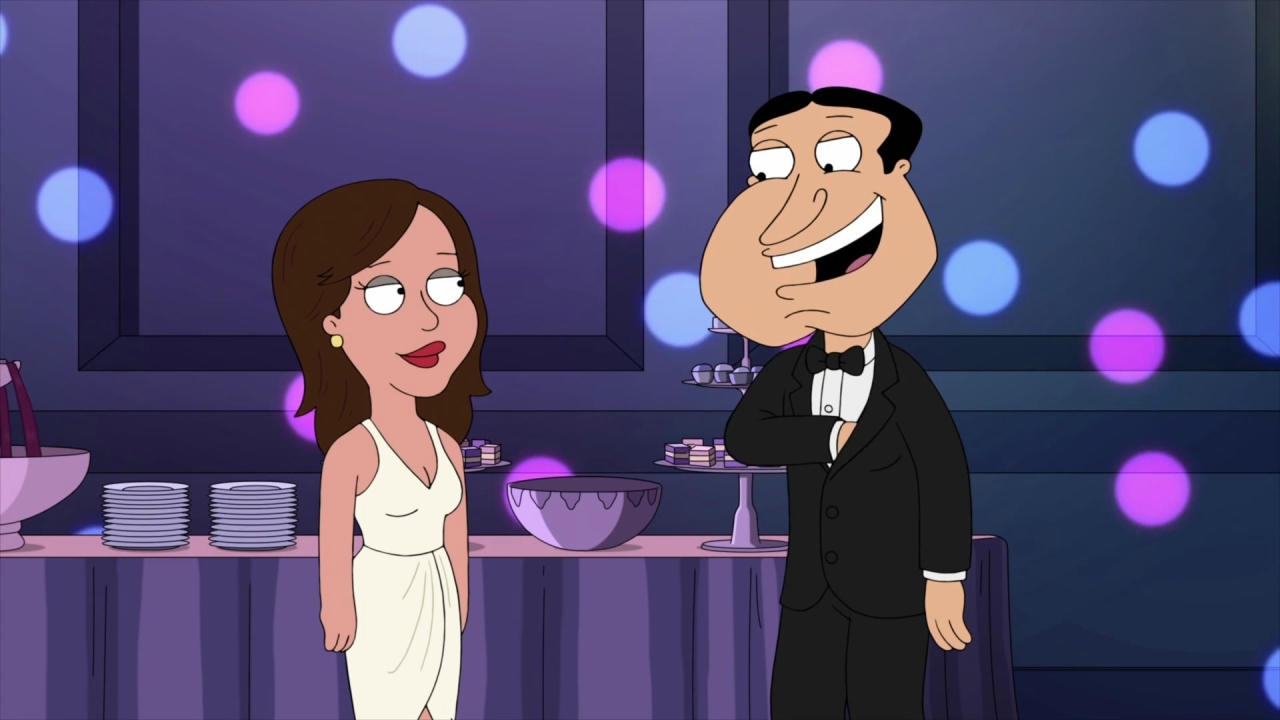 Family Guy: Peter & The Guys Go To Prom