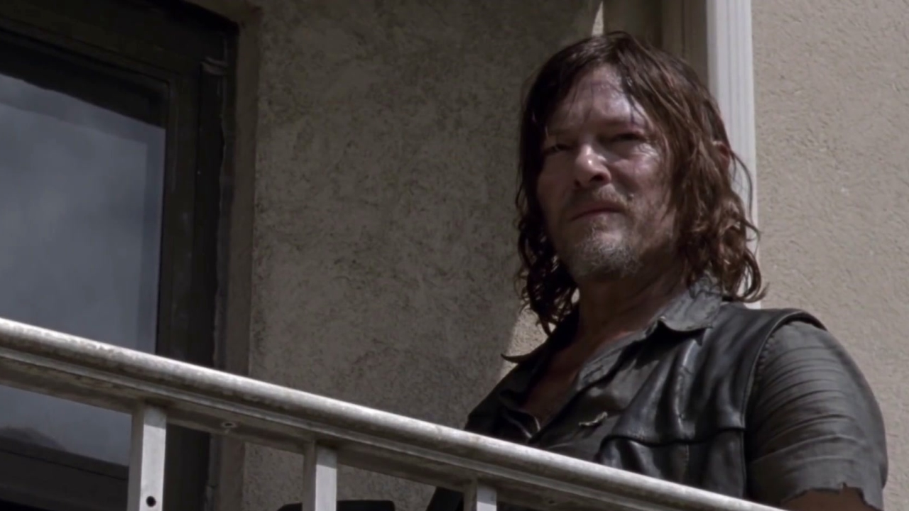 The Walking Dead: Daryl & Beta's Fight Scene
