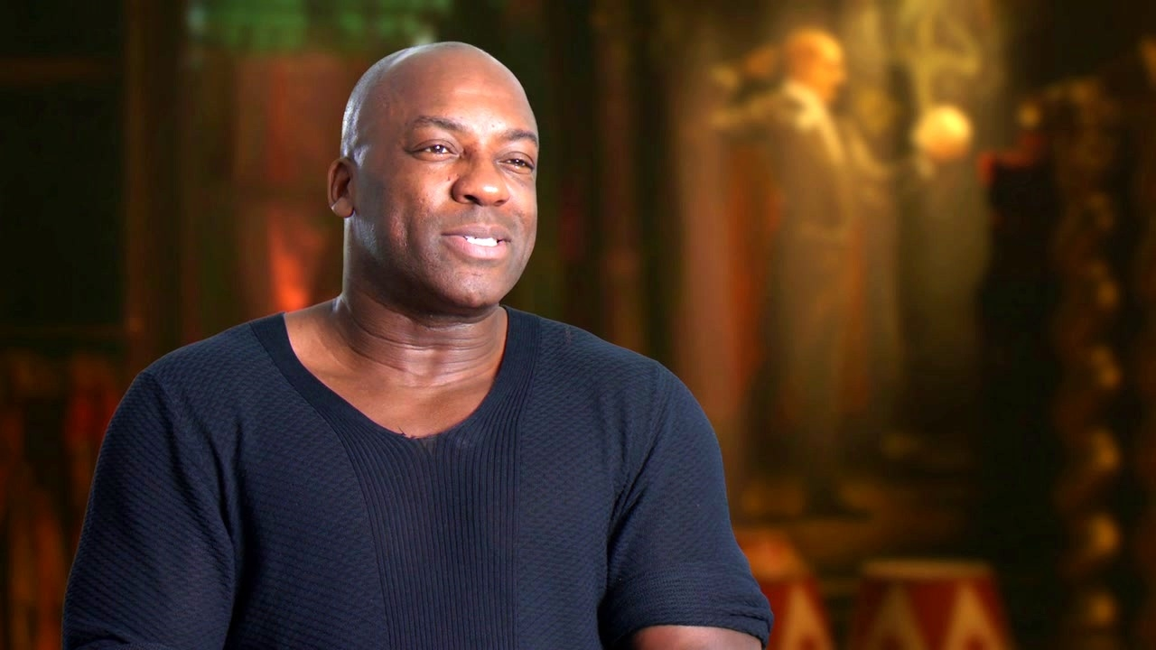 Dumbo: Deobia Oparei On His Character