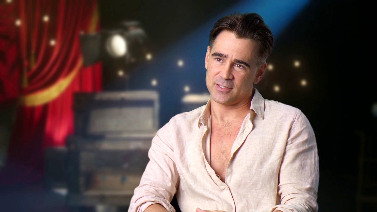 Dumbo: Colin Farrell On The Story