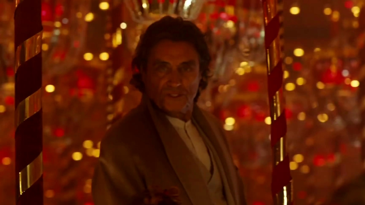 American Gods: Mr. Wednesday Invites Shadow Moon To A Carousel Ride