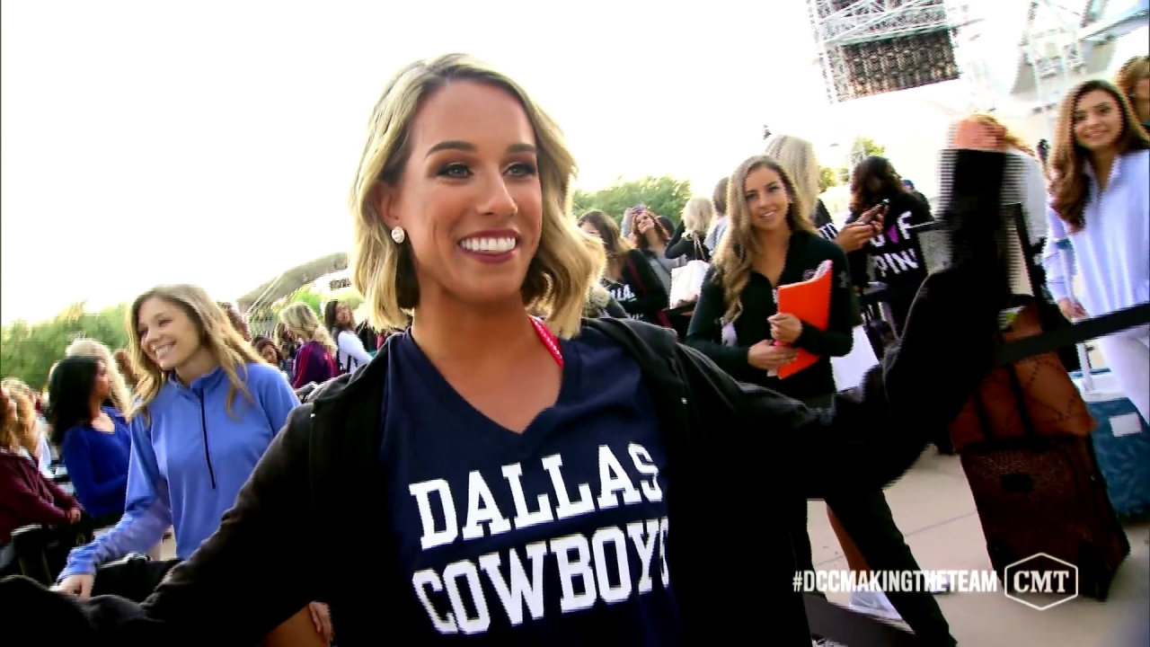 DALLAS COWBOYS CHEERLEADERS: MAKING THE TEAM: Season 12