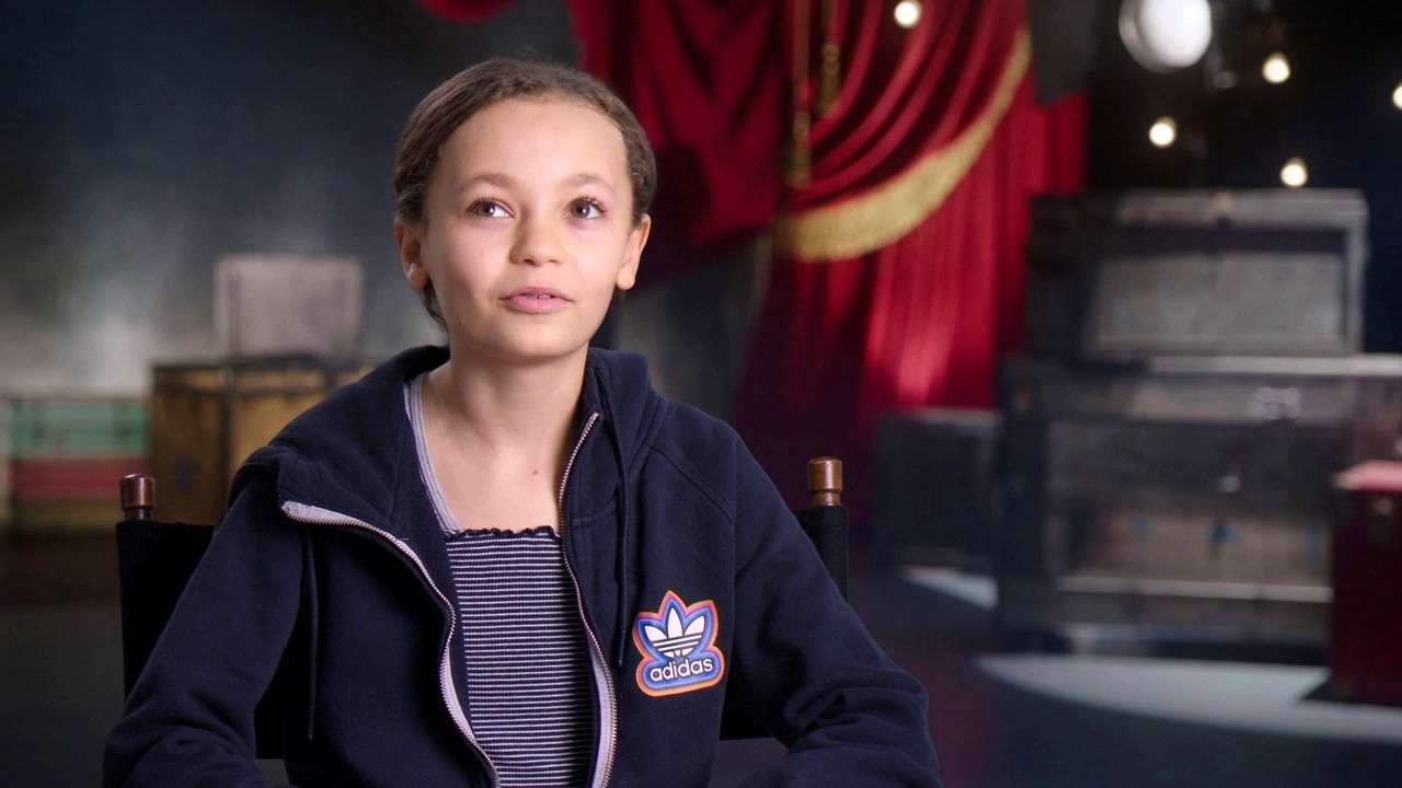 Dumbo: Nico Parker On Auditioning For And Getting The Role