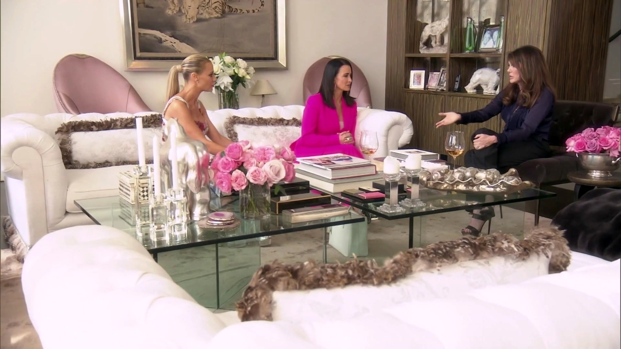 THE REAL HOUSEWIVES OF BEVERLY HILLS: The Proof Hurts