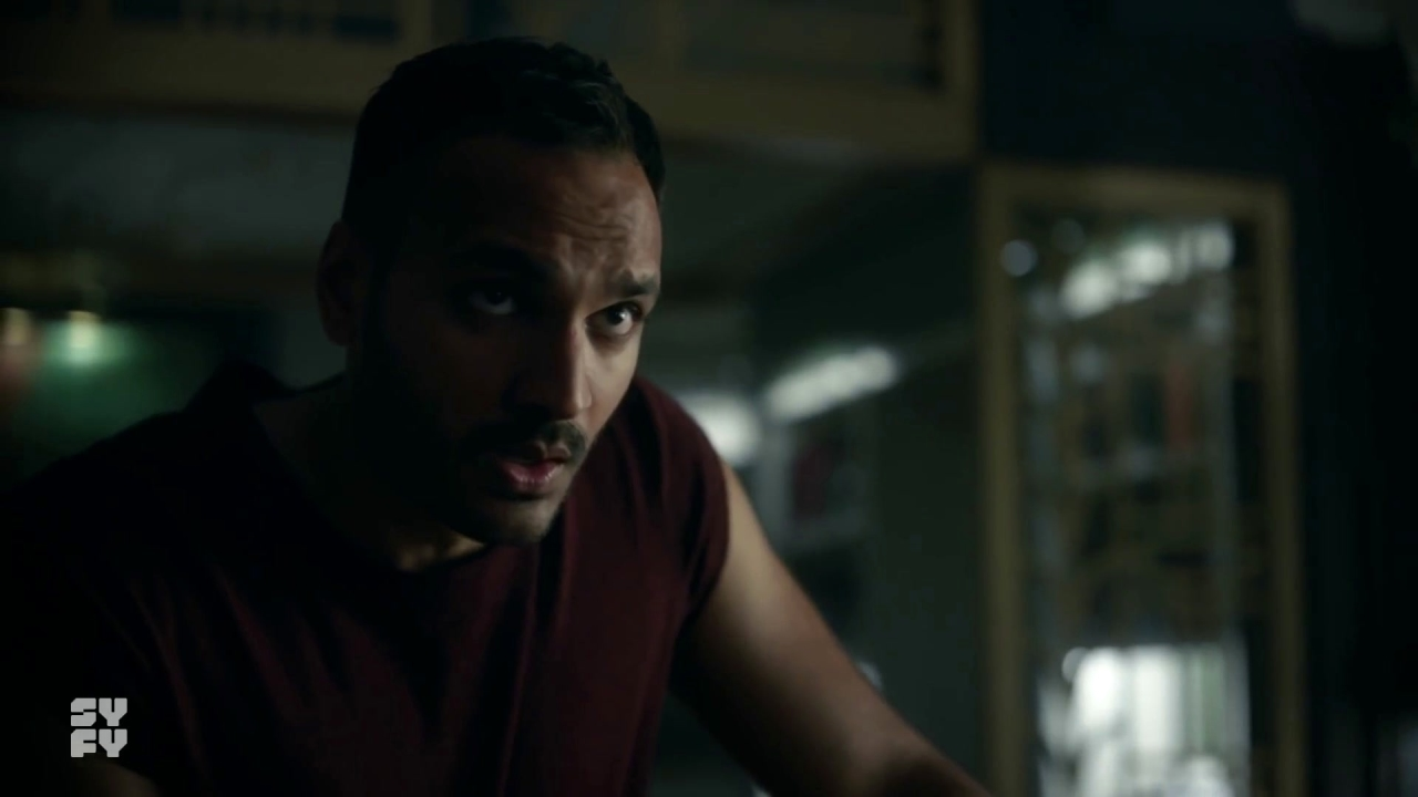 The Magicians: All That Hard, Glossy Armor