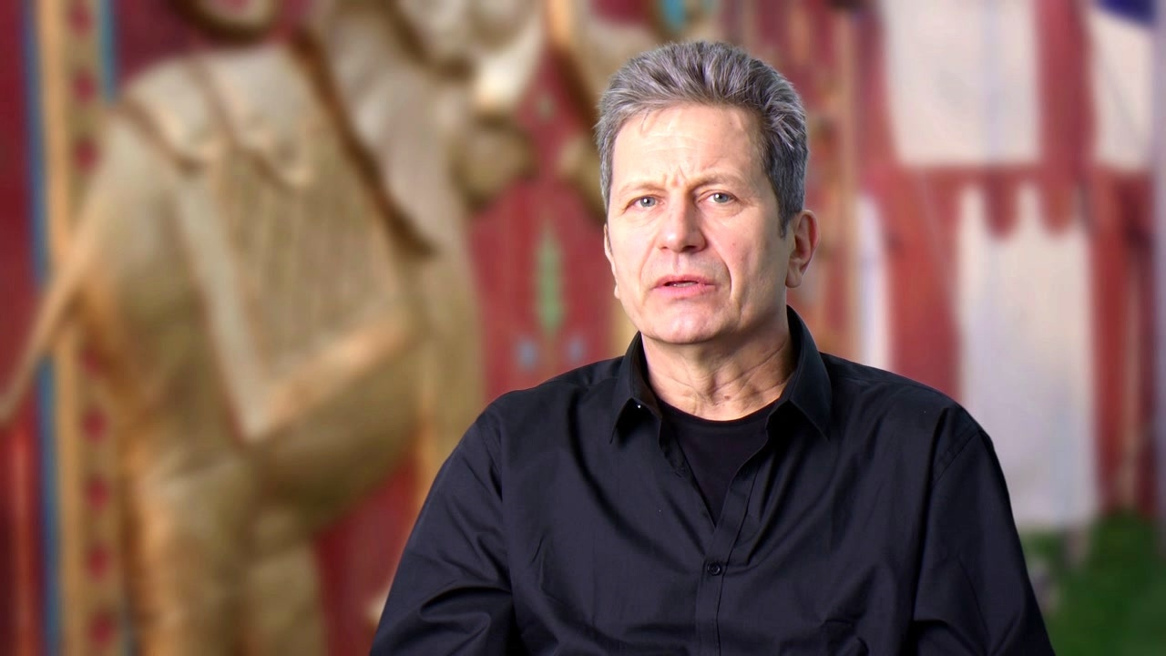 Dumbo: Rick Heinrichs On The Look Of The Big Tent
