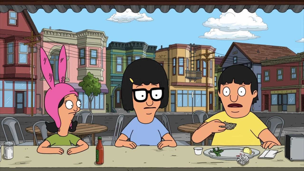 Bob's Burgers: What About Bob?