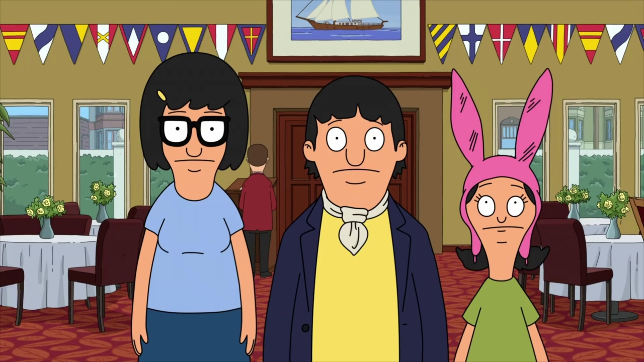 Bob's Burgers: The Kids Want To Save The Blob