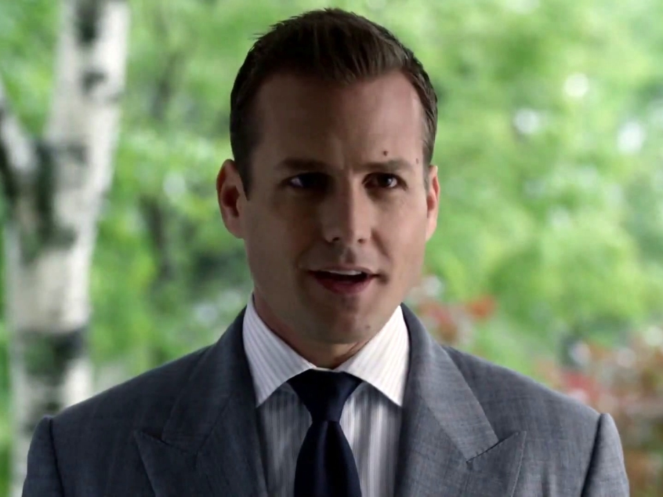 Suits: Harvey Apologizes, Gets Door Slammed In His Face