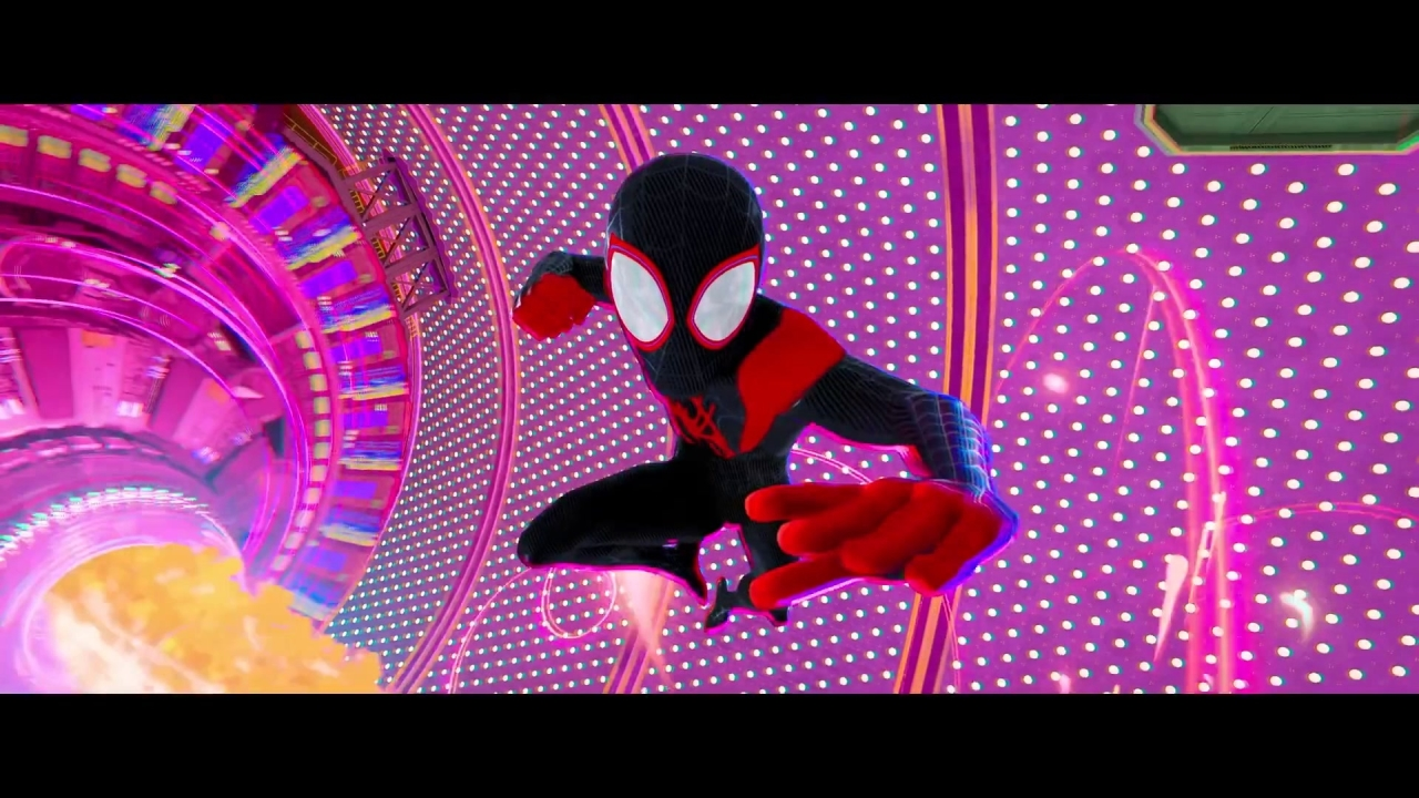 Spider Man: Into The Spider Verse (Home Ent Trailer)