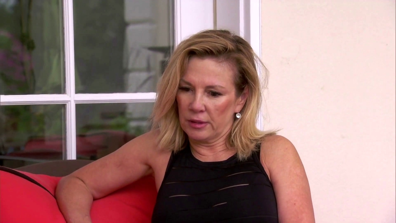 REAL HOUSEWIVES OF NEW YORK CITY: WILL TYLER PERRY REBUILD DORINDA AND LUANN FRIENDSHIP, THE