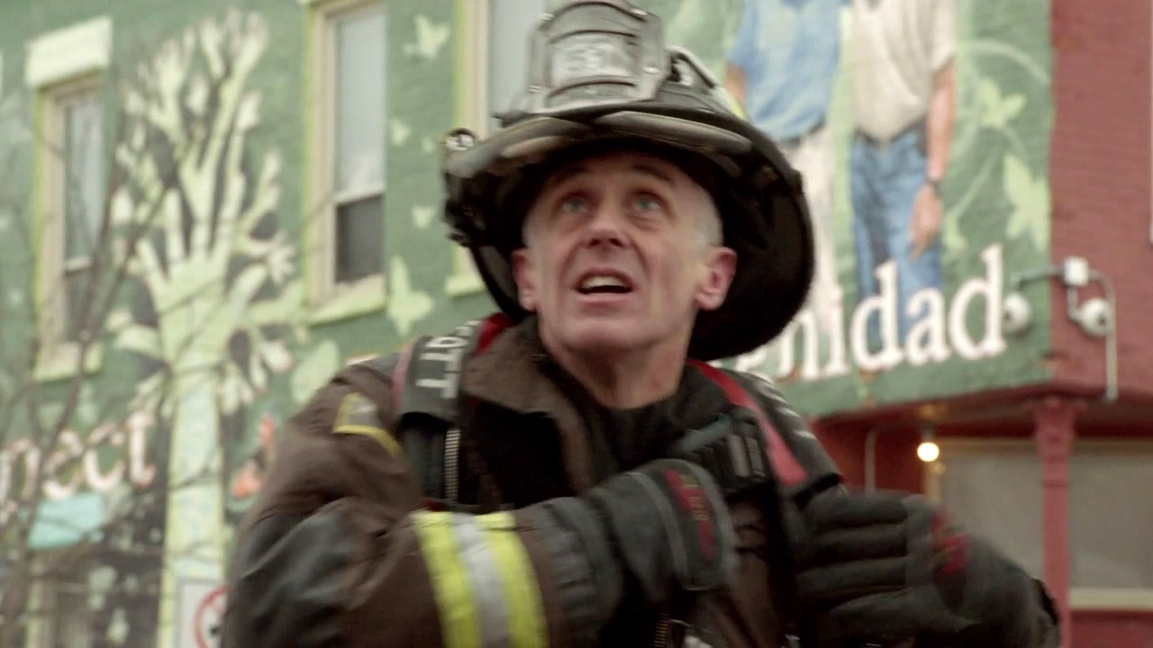 Chicago Fire: Move A Wall