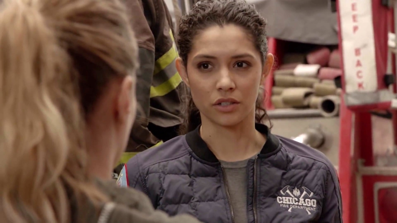 Chicago Fire: Trust You're Instincts