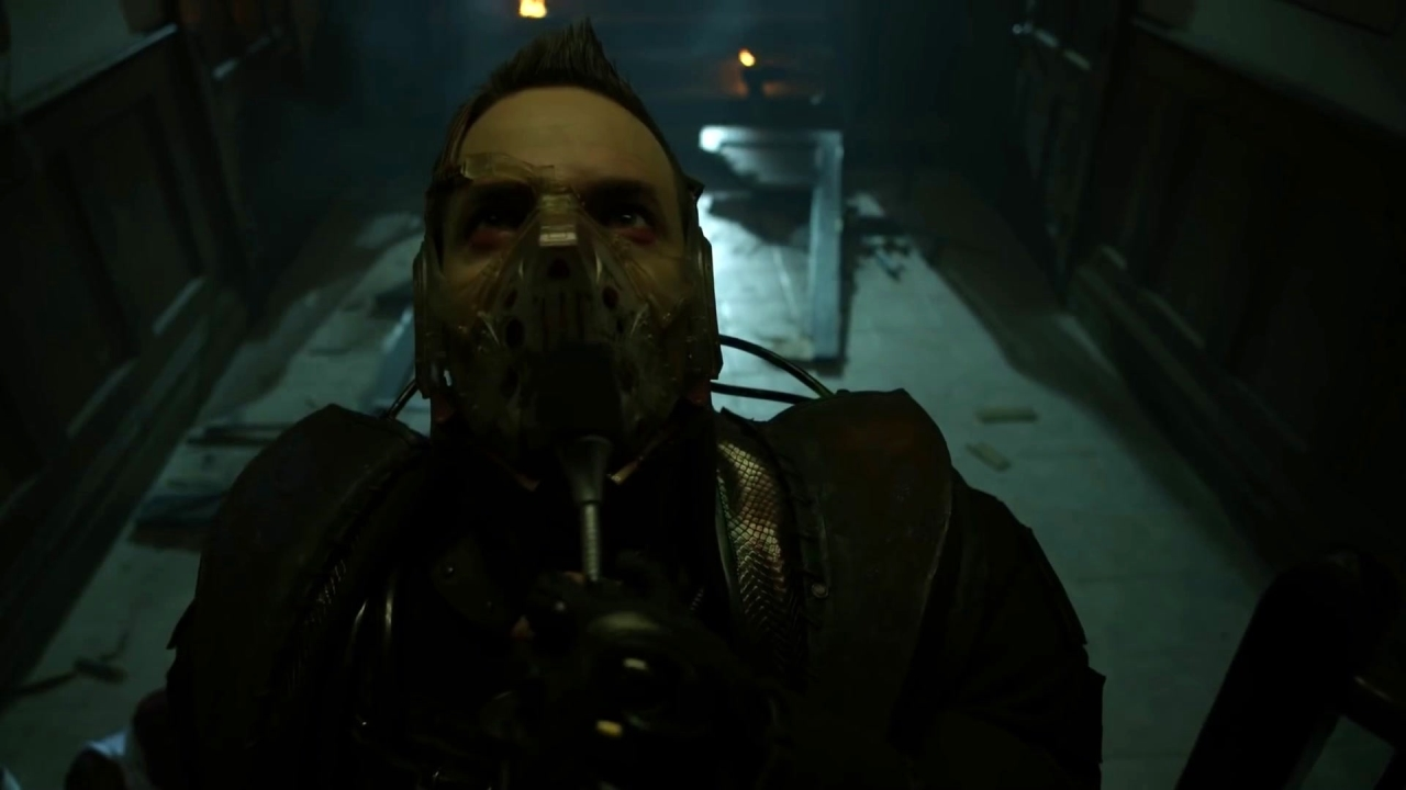 Gotham: Bane Comes To The Hospital For Barbara