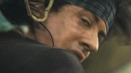 Rambo: Scene 2