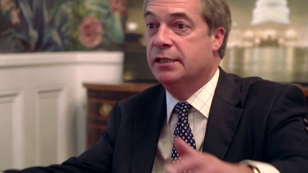 The Brink: Nigel Farage